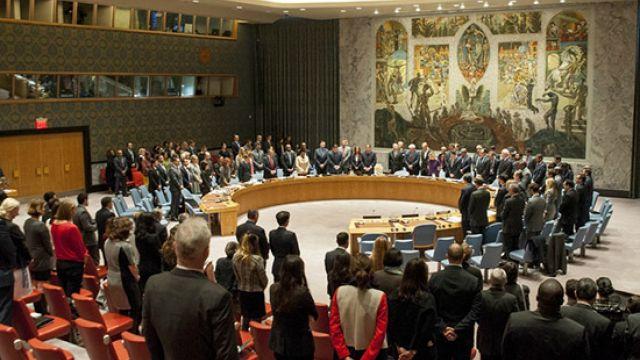 打擊IS決議!聯合國安理會一致通過