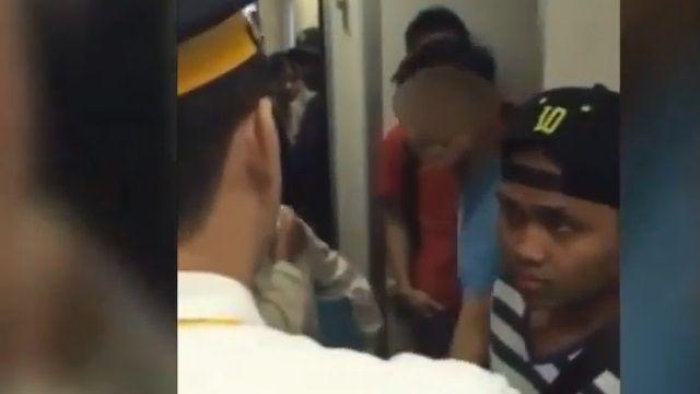 台鐵搭過站 男學生心慌車內大吵大鬧