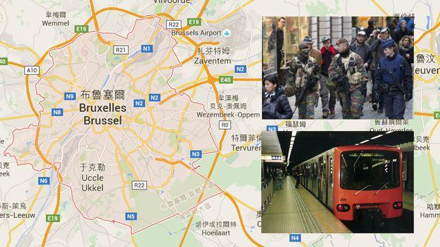 嚴防恐襲!比利時首都升「最高級警戒」