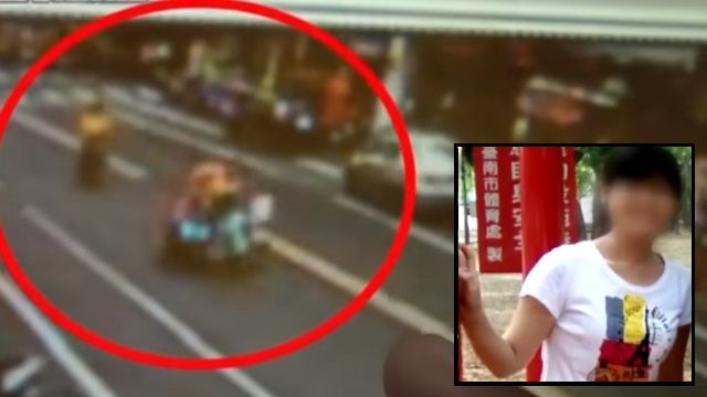 高職生無照騎車 女師穿越馬路慘遭撞死