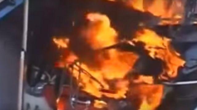 突尼西亞總統護衛巴士爆炸進入緊急狀態