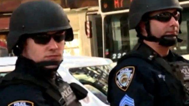 感恩節前夕IS嗆攻擊 紐約「全城戒備」