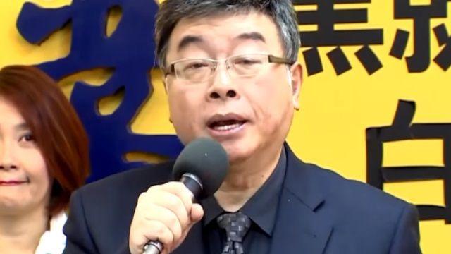【新黨不分區名單】 邱毅排第二