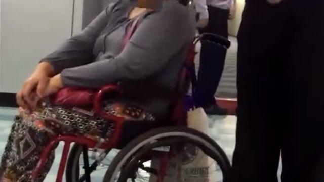 「我找柯P陳情」 市民推輪椅衝北市府!