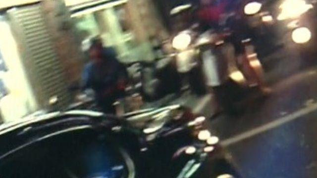 開超跑講手機遭開罰 車主反控警刁難