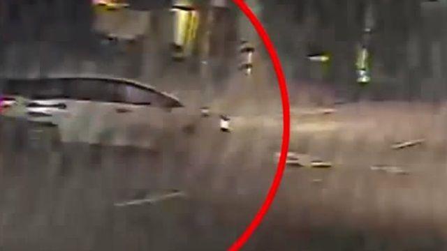 閃避撞3車!小黃駕駛「看見奇怪影子」