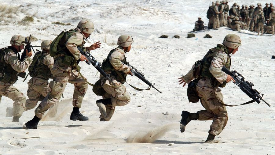 德國派1200名士兵 出征伊斯蘭國