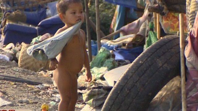 人球? 數十萬緬甸難民無處可容身