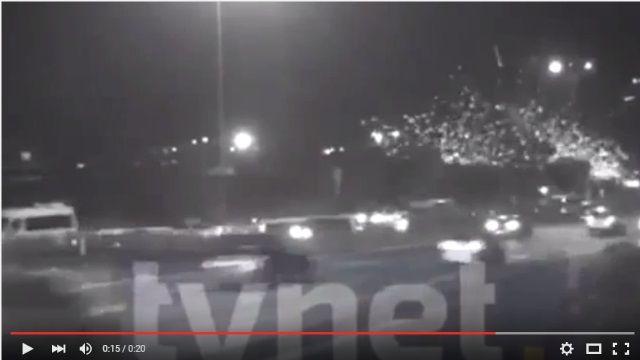 大停擺!伊斯坦堡地鐵天橋爆炸 5傷