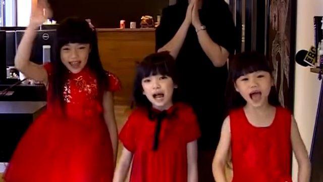 三童星分飾一角 重現魔神仔「小女孩」