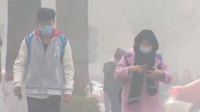 空汙嚴重!大陸呼吸道用藥需求激增