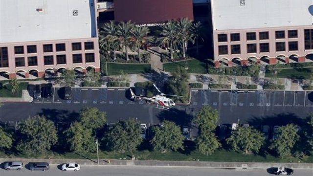 加州槍擊案16死 2嫌遭斃 1人落網