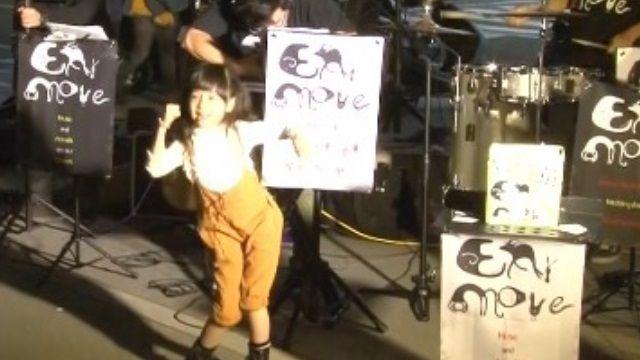 7歲小舞神!骨盆舞萌翻網友「等她十年」