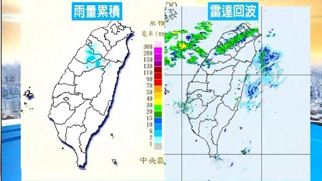 【2015/12/04】水氣移入 清晨台中以北又濕又冷