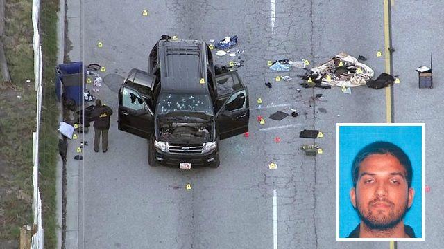 加州槍手鴛鴦曾接觸恐不分子 疑與IS有關?