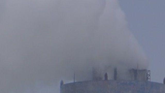 煙囪排放廢氣?雲林人痛批台塑六輕廠