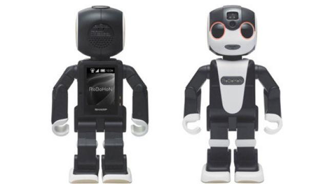 AI再進化! 日推「機器人手機」隨身帶