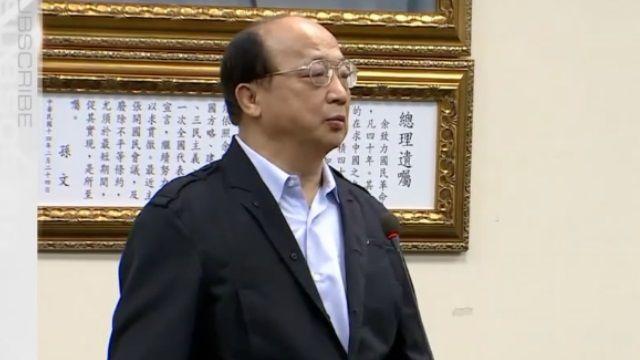 「拚扭轉乾坤」 朱找胡任總部主委
