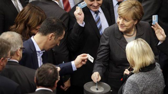 德國會通過  參與對抗IS的軍事活動