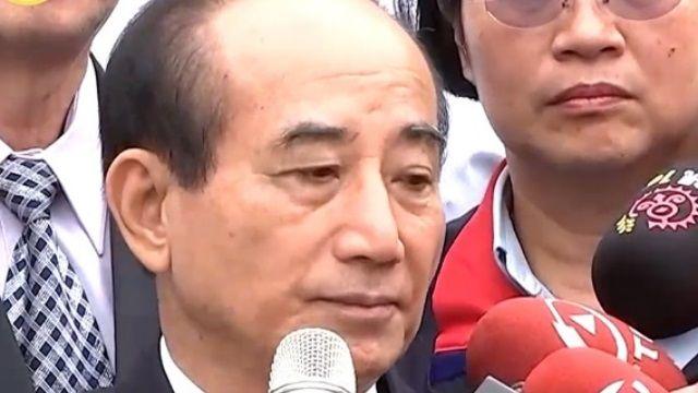 何時「國會改革」!王金平FB嗆蔡英文