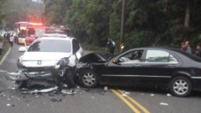 「醉」可惡!逆向超車對撞 4人傷送醫