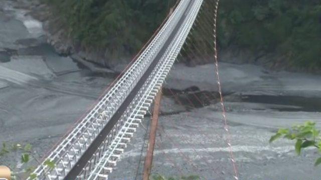 最美天際線!屏東「琉璃吊橋」引人潮