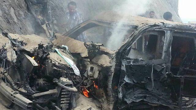 葉門省長與6保鑣遭炸死 IS:我們幹的