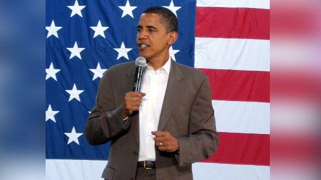 勿向恐懼屈服 歐巴馬宣誓:殲滅極端組織
