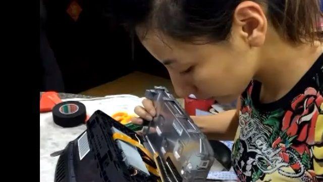 台灣首位車用音響女裁判 美女麻醉師改行