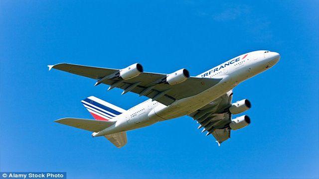 匿名威脅!?法航飛巴黎客機轉降加拿大
