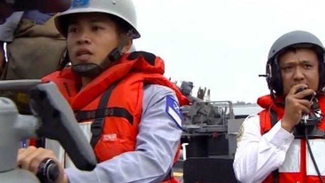 團隊合作!海軍運補搶灘試擊砲通通來