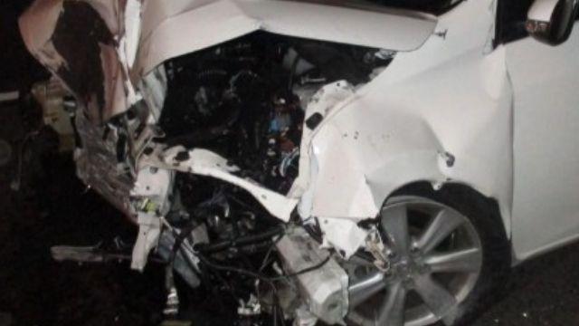 酒駕?「租車撞爛」人失蹤 警追肇事者