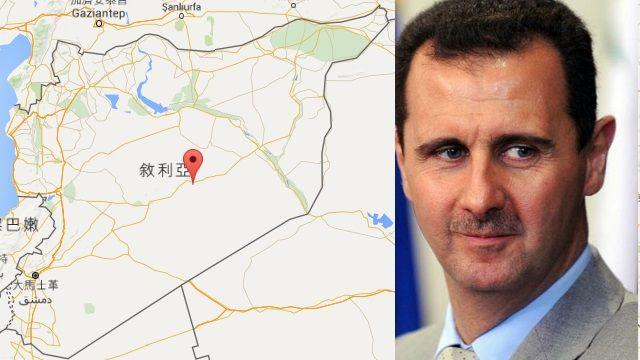反抗軍撤軍荷姆 敘阿薩德政權愈趨穩固