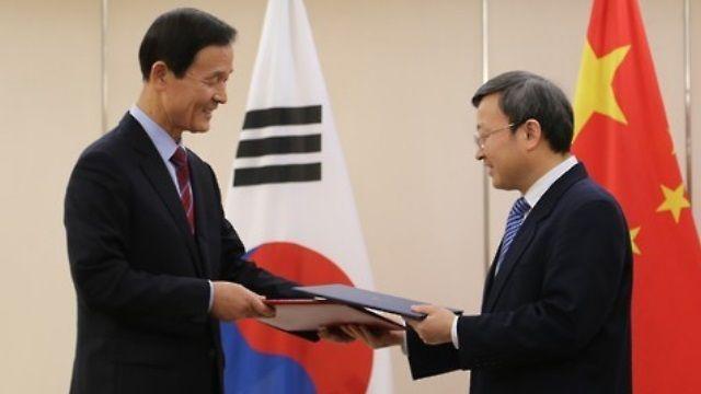 雙打擊?中韓FTA生效日 兩岸貨貿難產時