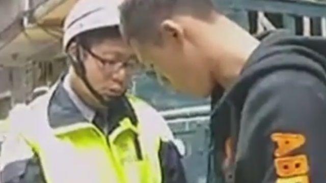 毒蟲扮檢察官詐婦人 警即時逮捕保住錢