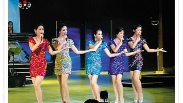 大陸北韓冰釋?北韓版少女時代赴陸演出