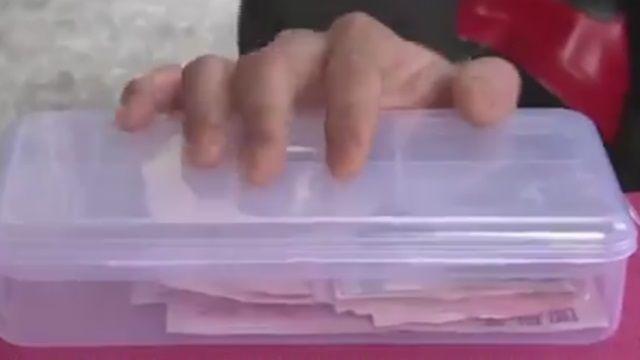 買飲料遺忘零用金 回頭整盒被秒竊!