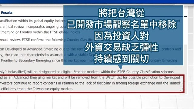 台灣不是先進國?富比士文章列5理由