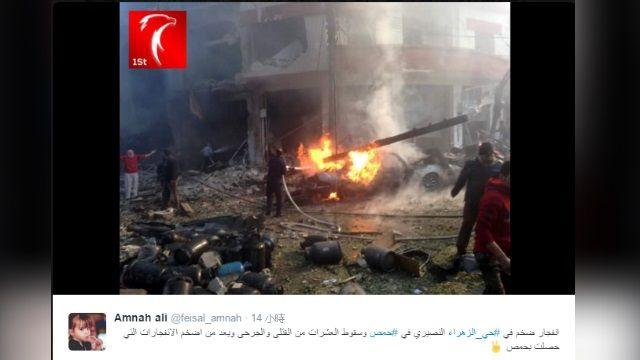 IS引爆150KG炸彈轟醫院 傳25死