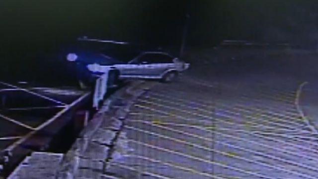 酒駕撞加油站設施 嗆警:賠款都小錢!