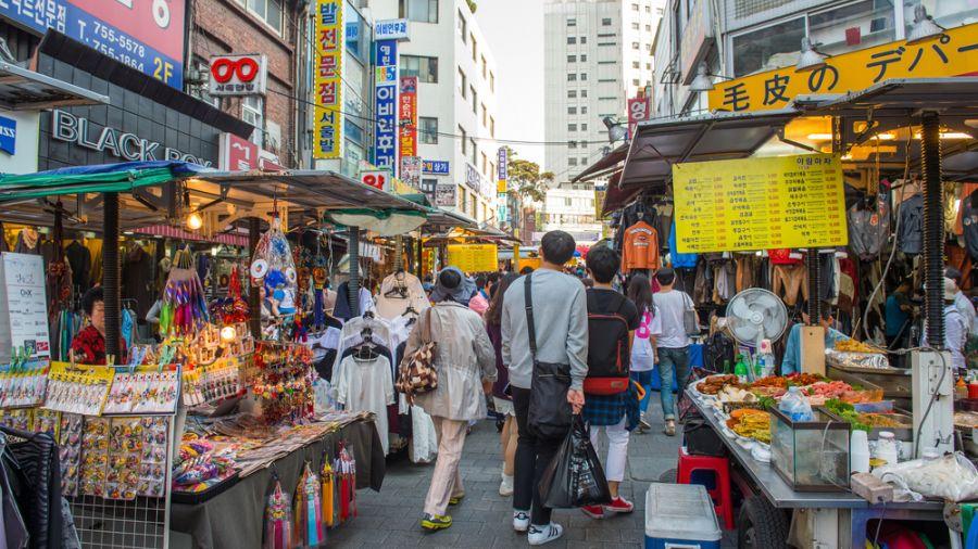 首爾觀光地永登浦 藏有「小型中國城」