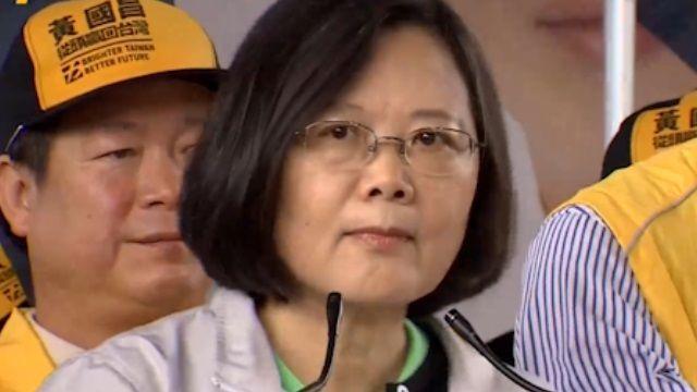 金融時報評選 蔡英文華人最有權勢女性