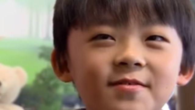 八歲男童台語超溜 比賽影片網路瘋傳
