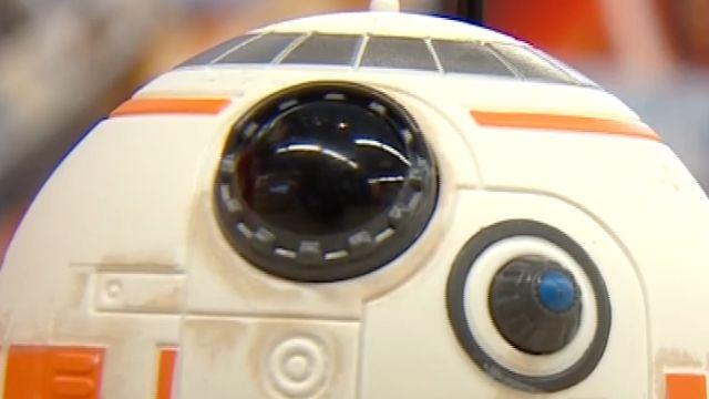 星際大戰7最亮眼新星!球型機器人BB-8