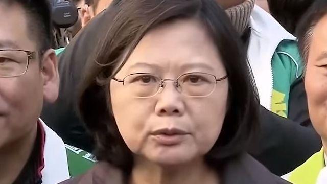 國民黨選前賣黨產 蔡:請朱立倫說清楚