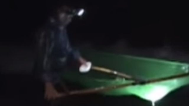 捕撈鰻苗遇3米高大浪 船長落海身亡