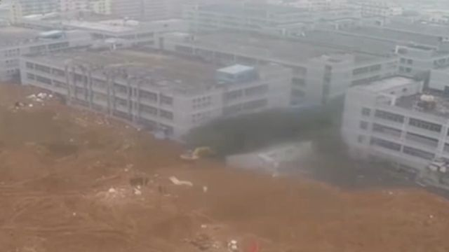 深圳山崩「四秒夷平地」毀33房百人失蹤
