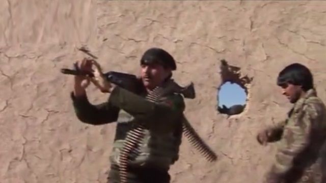 阿富汗發生自殺爆炸 塔利班聲稱負責