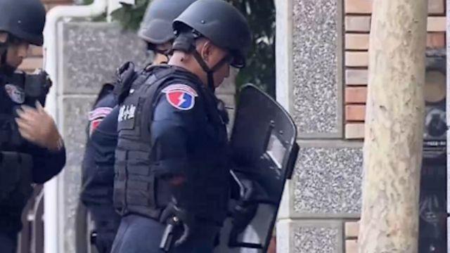 警方喊話造成反效果 林嫌誤認警攻堅