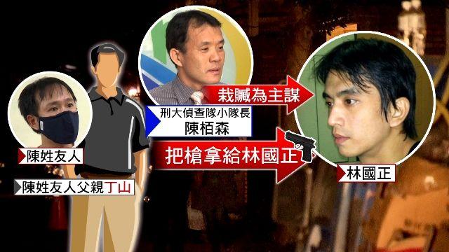 林國正控警栽贓  警:不實指控 將提告